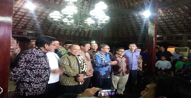4 Parpol Akan Umumkan Nama Cagub-Cawagub Kamis Siang Setelah Rapat Dengan SBY