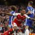 Tampil Lebih Dominan, Arsenal Menaklukkan Chelsea 3-0