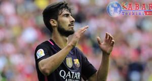 Andre Gomes: Barca Mampu Walau Tanpa Messi