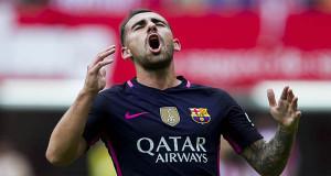 Alcacer Optimis Akan Menyumbangkan Gol Untuk Barca