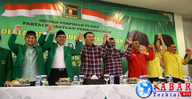 PPP Pihak Djan Faridz Dukung Ahok dan Djarot, PDI-P: Mereka Masuk Tim Sukses