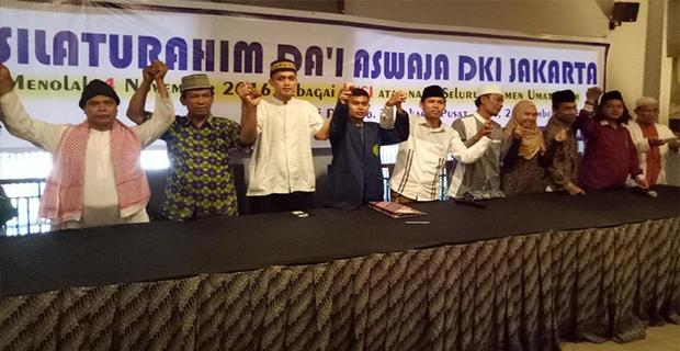 Ini Alasan Kenapa Kelompok Ulama Da'i Aswaja DKI Jakarta Menolak Aksi 4 November