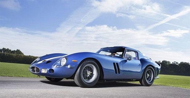 Harga Ferrari Klasik Ini Bisa Menjadi Mobil Termahal di Dunia