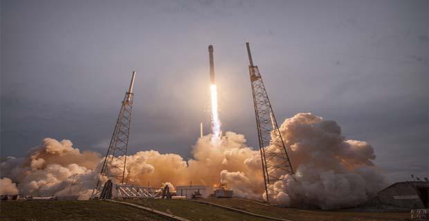 Terungkap, Inilah Penyebab yang Membuat Roket SpaceX Meledak