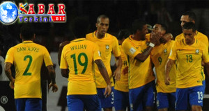 Pertahanan Kuat Brasil Buat Argentina Kaget