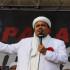 Habib Rizieq Mengkritik Polisi Terkait Laporan Sukmawati