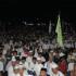 Ribuan Orang Bersalawat di Bali, Menggemakan Kerukunan dan Kedamaian