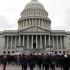 Ribuan Warga di Washington Demo di Depan Gedung Capitol dan Gedung Putih