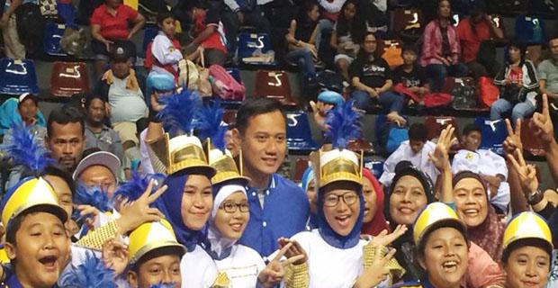Harapan Agus Yudhoyono Kepada Ahok-Djarot dan Anies-Sandi