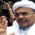 Habib Rizieq Kecewa dengan Video Ceramah yang Diputar Penyelidik