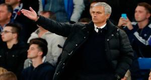 Mourinho Frustasi Setelah MU Ditahan Hull