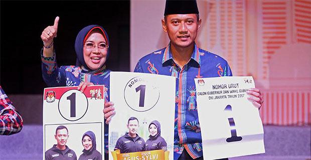Tim Agus dan Sylviana Menghabiskan Dana Rp 68,854 M untuk Kampanye
