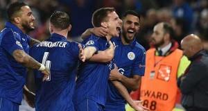 Leicester City Kembali Memperlihatkan Ketajamannya dengan Menumbangkan Sevilla