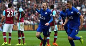 Leicester City Melanjutkan Kemenangan Usai Membungkam West Ham 3-2