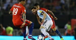 Penalti Messi Menangkan Argentina Atas Chile