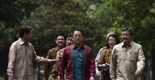 Presiden Jokowi Bertemu Presiden Toyota Membahas Investasi Rp 25 Triliun Sampai Tahun 2019