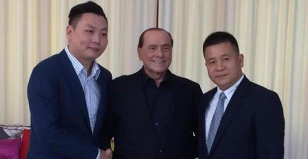 Berlusconi Resmi Menjual AC Milan ke Investor China
