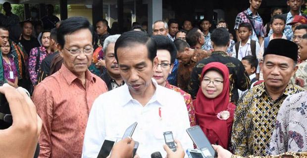 Pak Jokowi akan Melantik Megawati dan Ma'ruf Amin dalam UKPPIP