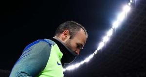 Barcelona Belum Perpanjang Kontrak Iniesta