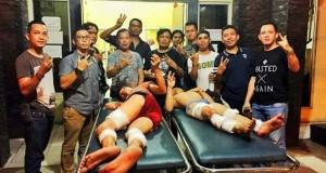 Kepolisian Ciduk Tiga Pembunuh Supir Taksi Online di Palembang