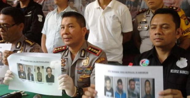 Sebanyak 7 Tahanan Melarikan Diri dari Polres Jakbar Ditangkap, 1 Masih Diburu