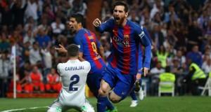 Real Madrid Kandas di Tangan Rivalnya Barcelona