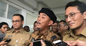 Sandiaga Akan Temui Ketua DPRD DKI Terkait Dikritik Soal Monas dan Thamrin