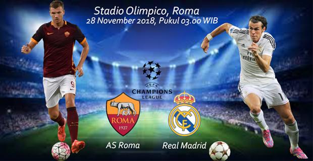 Ujian untuk Real Madrid