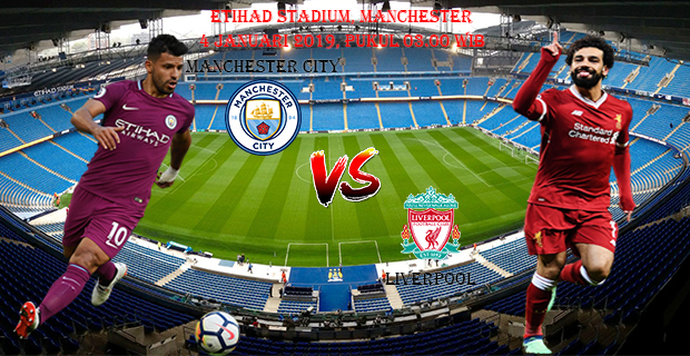 Big Match Manchester City vs Liverpool