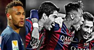Neymar kembali ke Camp Nou?