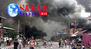 Kerusuhan, Akses Bandara Papua Ditutup