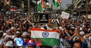 Modi Menggunakan Agenda Hindu, India Melawan