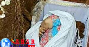 Viral Mayat Berdaster di Dalam Peti, Buat Geger Warga Medan