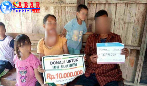 Pilu Warga Penderita Kanker, Hanya Diajak Foto Donasi Tapi Uang Tak Diberi