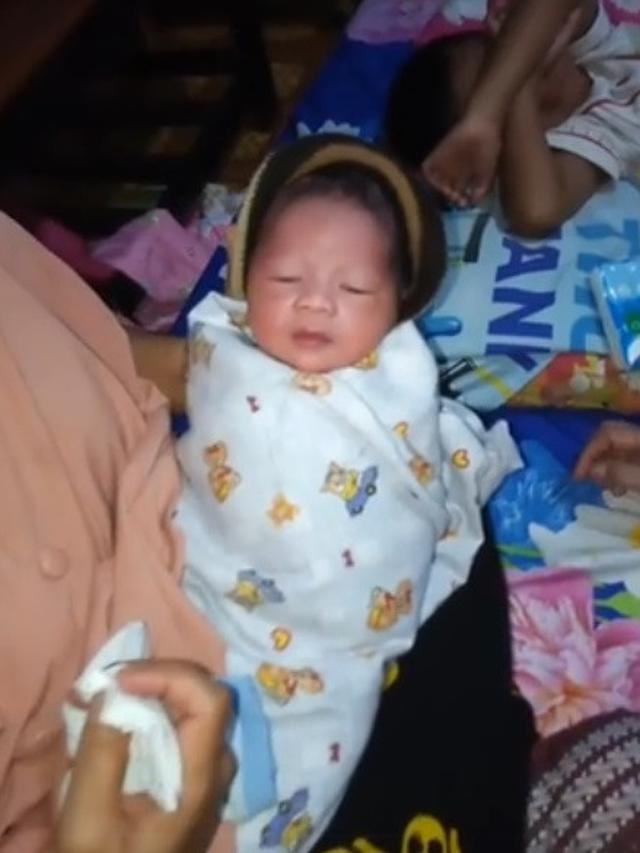 Heboh! Wanita di Tasikmalaya Cuma Hamil 1 Jam, Lalu Melahirkan Bayi di Tengah Menstruasi