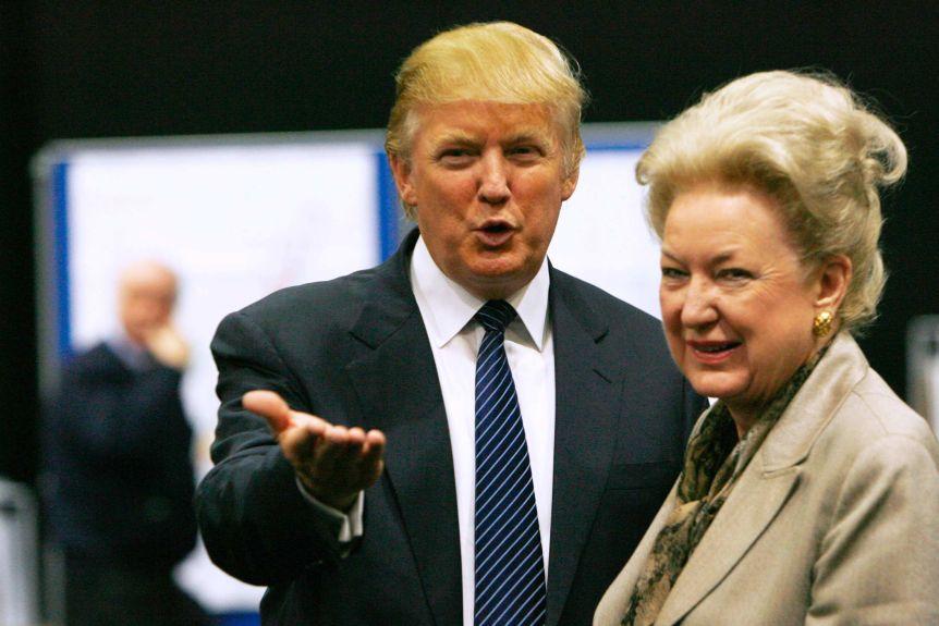 Adik Perempuan Sebut Trump Tak Pernah Membaca dan Pembohong