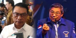 SBY Angkat Bicara Soal Rencana Kudeta Partai Demokrat