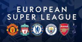 UEFA dan FIFA Akan Kenakan Sanksi Tegas Terhadap Klub dan Pemain Yang Bergabung Dengan Liga Super Eropa