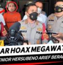 Berita Megawati Sedang Koma Ternyata Hoax, Pelakunya Dipenjarakan